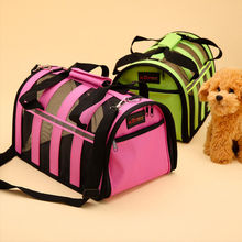 Pet Carrier Soft Sided Small Cat Dog Comfort Travel Bag Airline Approved Carriers S M L