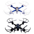 2016 Nuevo Quad Copter Cámara Drones D20W 2.2.4GHz 2.0MP WiFi FPV 4 Canales 6-axis Quadcopter Gyro RC Helicóptero Quad Copter