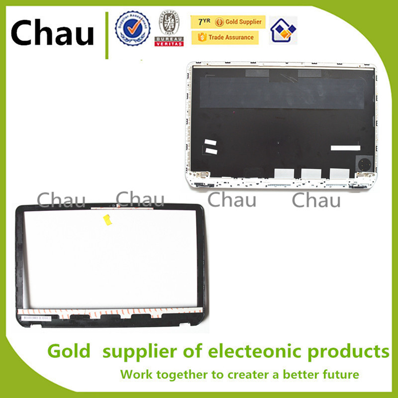 New For HP For Envy For Pavilion M6 M6 1000 LCD Back Cover Lcd Front Bezel