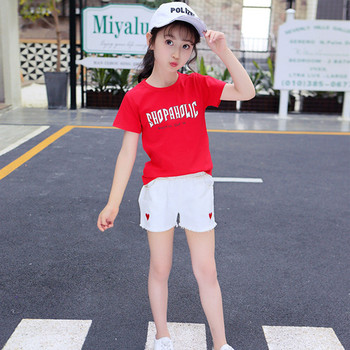 2019 NEW Summer Fashion Girls Soft Denim Pocket Short Jeans Pants Baby Casual Trousers Kids Shorts Children's Clothing 5