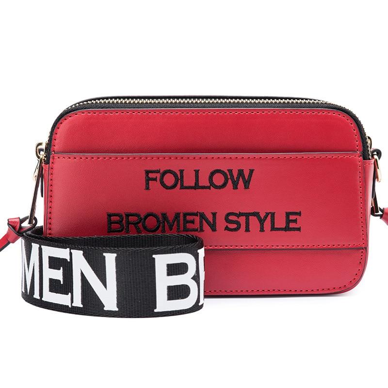 LOEIL Summer bag handbag mini Korean fashion shoulder bag small square bag wide shoulder bag bag giulia monti bag