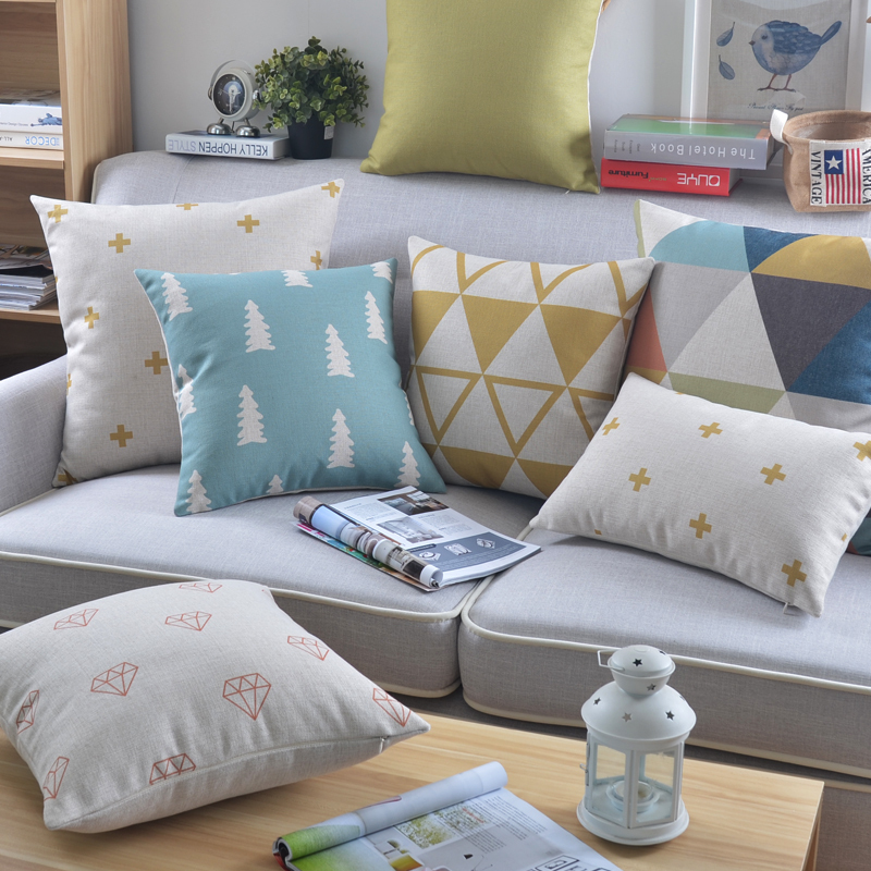 Wholesale simplicity stylish cushions home decor nordic for Busco sofas baratos