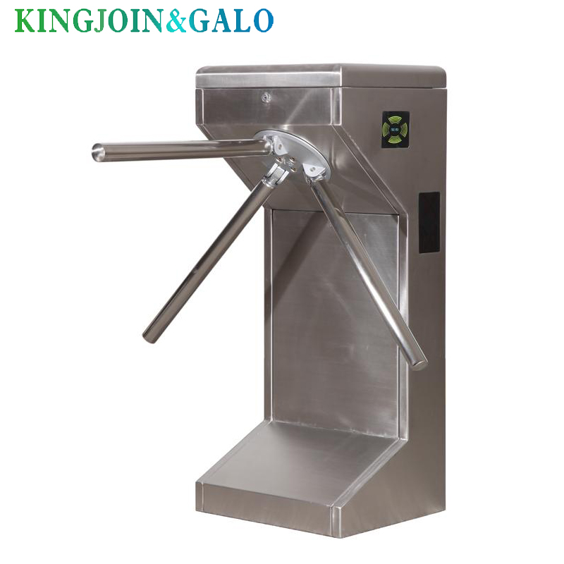 Automatic Tripod Turnstile , high quality arm turnstile, 304 SU barrier turnstile RFID Tripod Turnstile Access control syste double sided turnstile for access control system catracas tourniquetes
