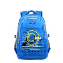 LC151019 2016 новая мода сумки мальчики и девочки 3-9-го класса средней школы студенты школьный водонепроницаемый и прочный
