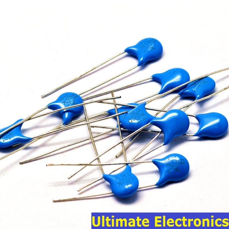 100PCS 102 1KV 1000V 1000PF ceramic capacitors