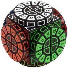 Time Machine Magic Cube креативный сувенир Edition игрушка-головоломка-черный