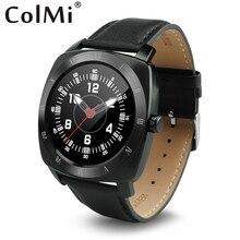 ColMi Smart Watch VS70 Ультра-тонкий 12 мм Часы Водонепроницаемый IP53 Сердечного ритма Трекер Bluetooth Музыка Шагомер MTK2502C Smartwatch