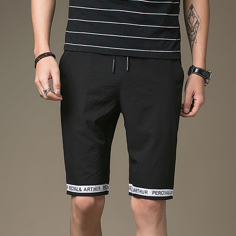 86 New Men Cotton Casual Shorts Men Summer Breathable Cargo Short With Button Half Short Trousers Bermuda M-XXL