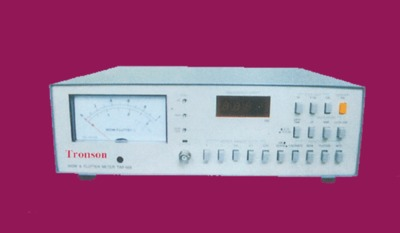TFM 668 Wow and flutter rate tester CD DVD dither tester Frequency Measurement: 10 9999Hz