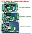 Interface Wiegand Controle de Acesso TCPIP Placa de Rede Baseado RFIDcard IC Leitor de Cartão de Estacionamento Cartão de Portão de Segurança de Controle Elétrico