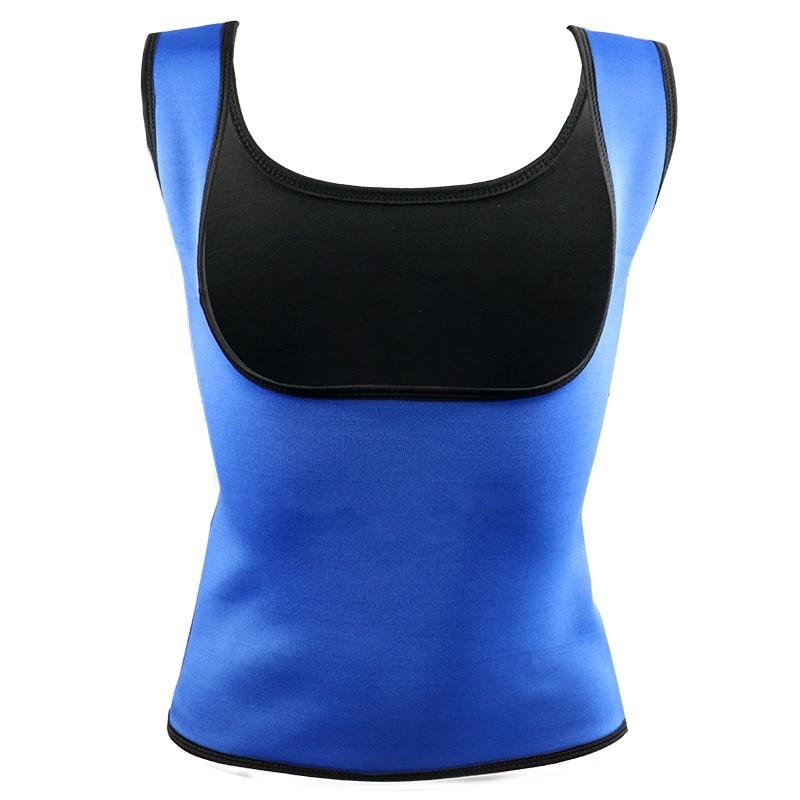 Women Neoprene Shapewear Push Up Vest Waist Trainer Tummy Belly Girdle Hot Body Shaper Waist Cincher Corset 3