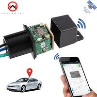 Реле gps трекер 2G/GSM gps трекер шок gps-сигнализация GSM локатор отслеживающее устройство удаленное отключение питания масла Анти-кражи мониторин...