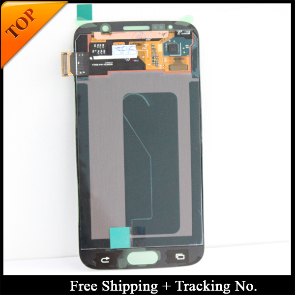 100 tested Grade AAA SUPER AMOLED For Samsung S6 LCD Display For Samsung S6 G920 Display