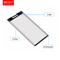 SIKAI 0 2mm 9H Tempered Glass Screen Protector For Blackberry Priv Screen Protector Toughened Film For