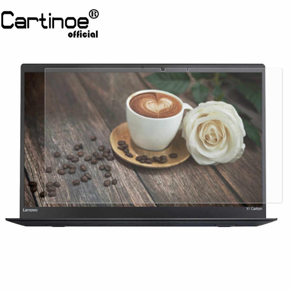 Cartinoe واقي للشاشة لينوفو ثينك باد X1 اليوغا 2017 2nd الجنرال 14 بوصة كمبيوتر محمول ، hd كريستال Lcd واضحة شاشة طبقة واقية ، 2 قطع
