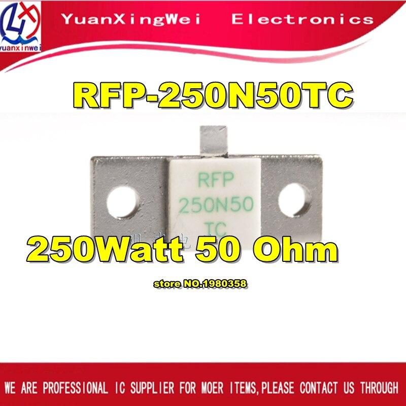 1 PCS/LOT RFP-250N50TC RFP-250N50-TC RFP250N50TC DP 250N50 TC RFP250N50 250NB50 250 Watt 50Ohm 250 W 50R