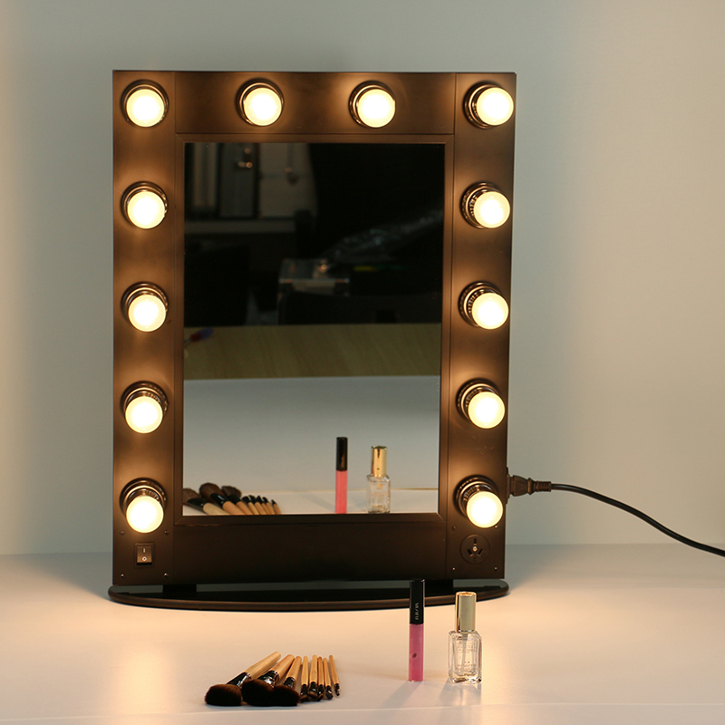 Professional Hollywood Makeup Mirror With Led Lights