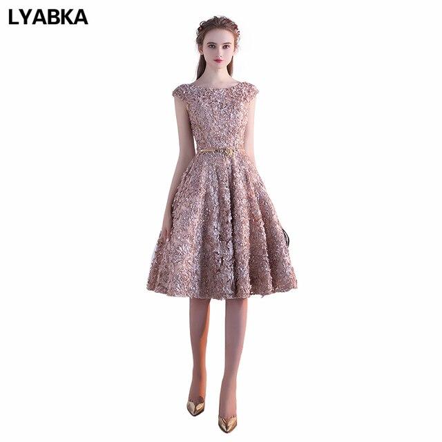Prom Dresses Abendkleider Hot Sale Sleeveless Short Prom Dresses ...