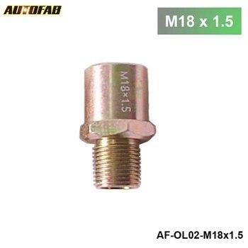 Jdm filtro de aceite adaptador de placa tipo sándwich Sensor M18x1.5 AF-OL02-M18 x 1,5
