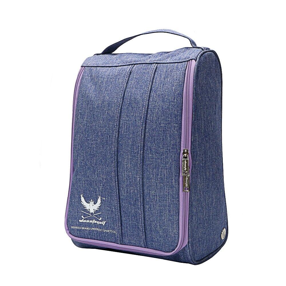 Golf bag Sport Shoes bag Big capacity Light Practical Travel Pack Shoe Pouch Waterproof Dustproof shoes bag