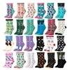 Nette Mode Weiche Neuheit Baumwolle Frauen Socken Einhorn Ente Alien Dinosaurier Bunte Cartoon Glücklich Kawaii Lustige Socken Für Mädchen Geschenk