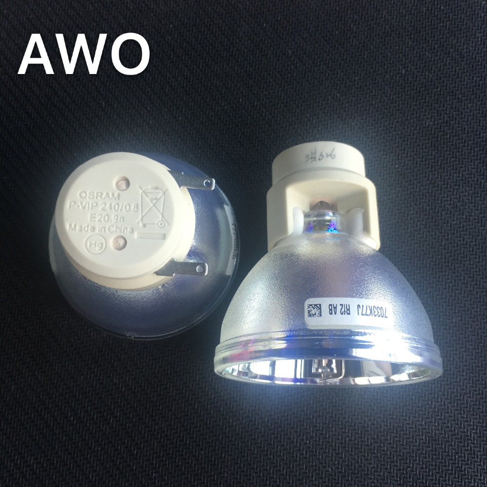 1PCS NEW Original projector Lamp/Bulb 5J.J7L05.001  P-VIP240/0.8 E20.9n for BENQ W1070 W1080ST projector original projector lamp cs 5jj1b 1b1 for benq mp610 mp610 b5a