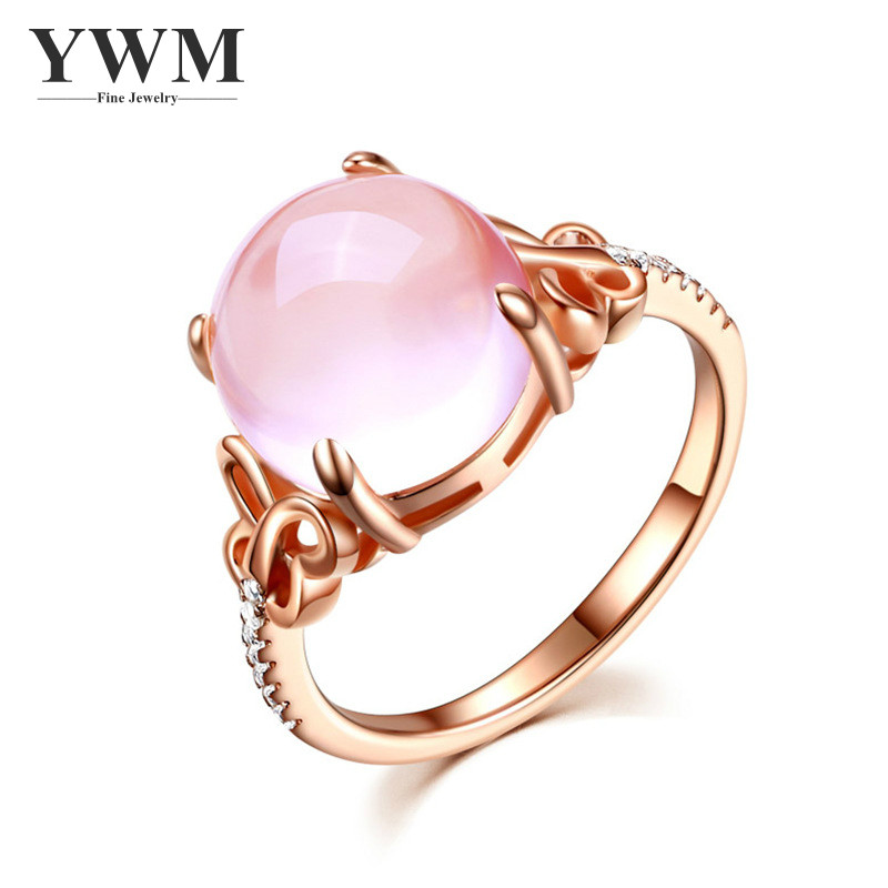 YWM 925 ստերլինգ արծաթագույն էմալ օղակ - Նուրբ զարդեր - Լուսանկար 1