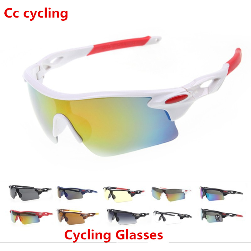 Ropa Ciclismo 2016 Cycling Glasses UV400 Outdoor Sports Windproof Eyewear Mountain Bike Bicycle Motorcycle Glasses font