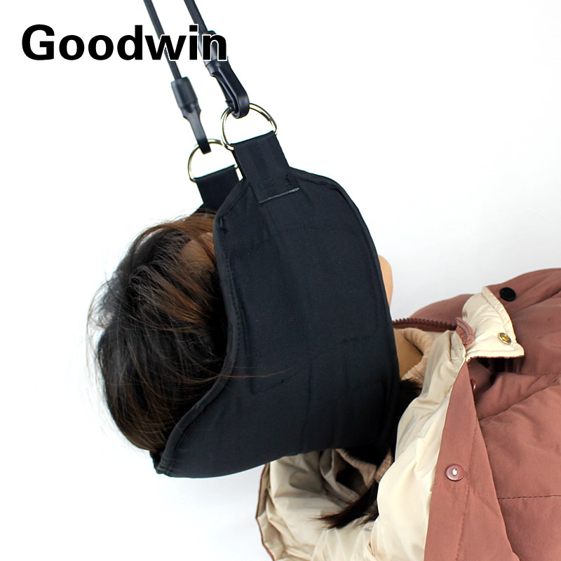 Portable Neck Nerves Headaches Pain Relief Massager Hammock Effective Cervical Posture Alignment Support For Home Office TravelPortable Neck Nerves Headaches Pain Relief Massager Hammock Effective Cervical Posture Alignment Support For Home Office Travel