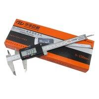 HUAFENG BIG ARROW 150mm Electronic Digital Caliper Vernier Caliper Gauge Micrometer Measuring Tool Digital Ruler
