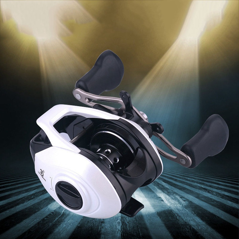 Discount High White Reel 2
