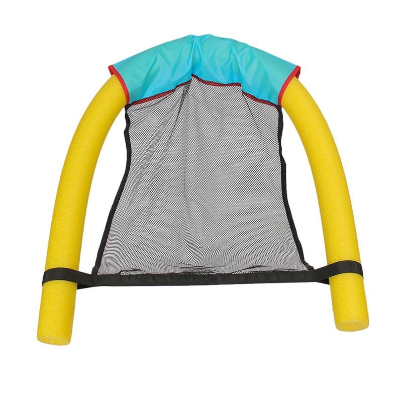 1PCS Ny Novelty Bright Color Pool Flytande stol Swimming Pool - Vattensporter - Foto 4