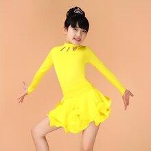 Latin Dance Dress Tango Ballroom Dance Dresses  Salsa Dance Dress  Latin Ballroom Custome Tango Rumba Cha Cha Costume