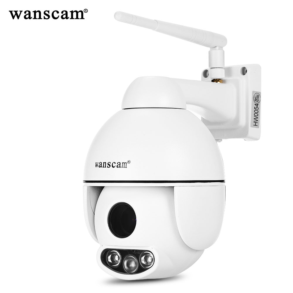 WANSCAM HW0054 1080P 2.0MP WiFi IP Camera Wireless Two way audio CCTV Security Surveillance ON VIF P2P Motion Detection