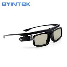 BYINTEK Bán Chạy từ Hoạt Động DLP Link Chụp 3D Kính GL1800 cho BYINTEK DLP 3D Máy Chiếu UFO R15 R9 R7