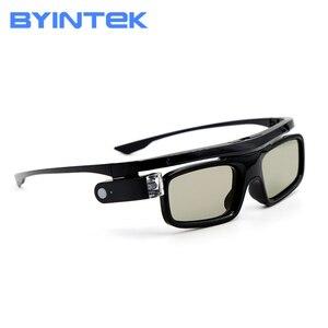 Image 1 - BYINTEK Hot Selling Active DLP Link Shutter 3D Glasses GL1800 for BYINTEK DLP 3D Projector UFO R15 R9 R7