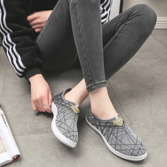 Womens Flats Loafers Shoes Spring and Autumn Flats for Women Flat heel Pregnant Shoes Fashion Women Colth Fabric Shoes Z01