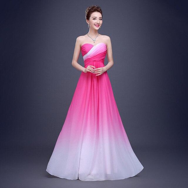 Increíble Vestidos Largos De Baile Barato Ornamento - Ideas de ...