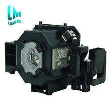 Для elplp42 проектор лампа высокой яркости для epson emp 410w