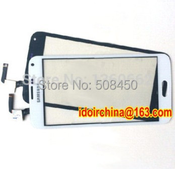 Original touch screen China G900 S5 NB037 FPCV1 6306 01 Touch panel Digitizer Glass Sensor Replacement