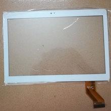 Blanco y negro color de la pantalla táctil para WY-CTP0001 WY-CTP0001DJ MGLCTP-10927-10617FPC Para 10.1 pulgadas MTK6592 MTK8752 blet