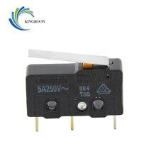 5 adet/grup Sınırı Mikro Anahtarı OMRON SS-5GL 5A 125 V 1.47N 3D Yazıcılar Parçaları 3A mini fare Düğmesi Aşınması Kısmı Bakır a...