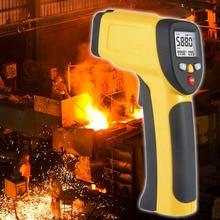 Wholesale Multi Purpose Dual Laser LCD Display IR Infrared Thermometer -50 To 1050 Degree Celsius Temperature Meter Sensor HT-819