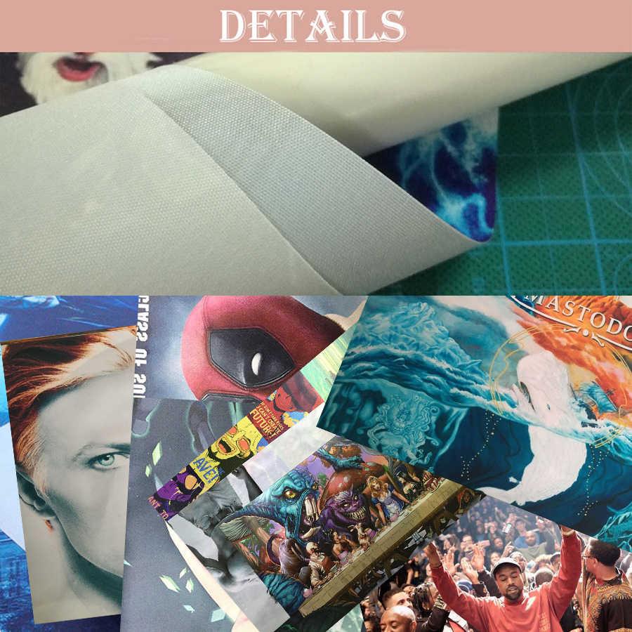 S47 AbbeyลีK Ershawรุ่นดาวที่สวยงามกำแพงพิมพ์ศิลปะภาพวาดบนผ้าใบผ้าไหมโปสเตอร์ตกแต่งบ้าน