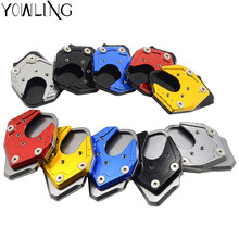YOWLING Motorcycle XADV Kickstand Foot Side Stand Extension Pad Support Plate For Honda X-ADV 2017 2018 Scooter Accessories