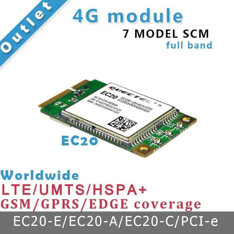 ФОТО Quectel EC25 4G Module 4G development board Net Path PCIE interface 7 MODEL SCM work with cubieAIO A20 Demo board