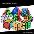 Fidget cubo giratório mão antistress neo cubes puzzle antistress magie brinquedos educativos velocidade cubo cubos magnéticos brinquedo divertido 70b1008