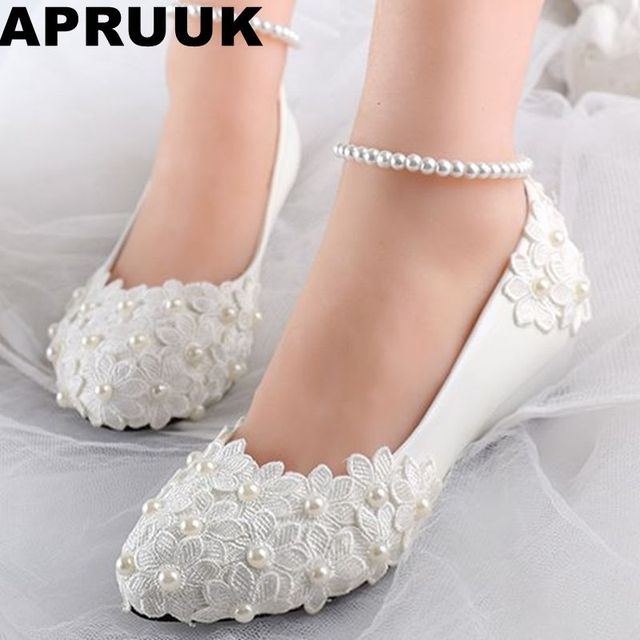 tacones de cuña bajos para mujer zapatos de boda de verano de