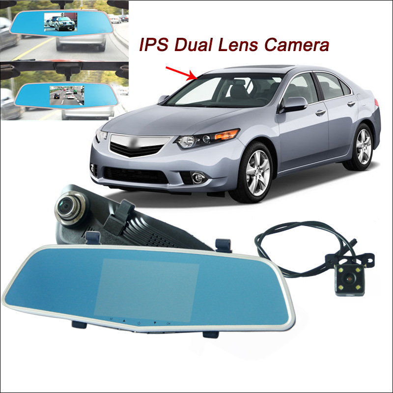 BigBigRoad For Acura Tsx Mdx Rdx Rsx Tl Rl Car DVR With