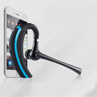Wireless Bluetooth Headset Music Headphones Car Driver Earphone Fone De Ouvido With Microphone For Iphone Samsung